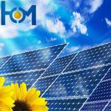 Bas-e verre photovoltaïque de transmittance solaire élevée