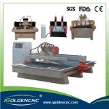 Doppeltes geht CNC-Fräser-Maschine mit hoher Präzision voran