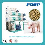 Laminatoio approvato della pallina dell'alimentazione animale del CE caldo di vendita Szlh420