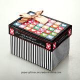 De Manier van de douane Dame Earrings Cardboard Custom Box in de Verpakking van de Doos van de Gift