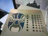 ファイバーレーザーのマーキング機械(カラー番号)