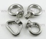 Noix d'oeil de l'acier inoxydable DIN582