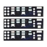 Le panneau/écran d'impression d'écran a recouvert/plaque gravé en relief de panneau/grille de tabulation/plaque d'identification