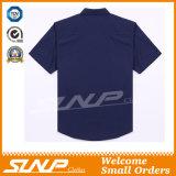T-shirts de chemise de circuit du coton des hommes de bonne qualité