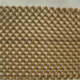 Écran décoratif chaud en métal de Saled