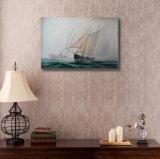 海の航海の油絵