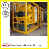 Épurateur de pétrole de transformateur de vide de la série Zyd-30, système de régénération de pétrole de rebut