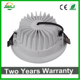 9W sensore dell'interno LED Downlight