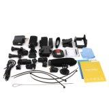 Видеокамера WiFi камеры спортов W9 кулачка подводная 30m действия HD 1080P