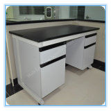 Acciaio e Wood School Chemistry Laboratory Furniture