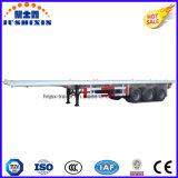 40FT Container van het vervoer Cimc Flatbed Aanhangwagen van de Container