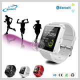 China Factory Top Sale Bluetooth Pedometer Alarm Anti-Lost Wrist Sport Smart Watch para Android Phone