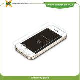 Bildschirm-Schoner des ausgeglichenen Glas-9h für iPhone 5 5s 5c