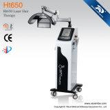 Máquina de la terapia del pelo del laser del equipo del nuevo crecimiento del pelo de Treatmennt de la pérdida de pelo del laser Ht650