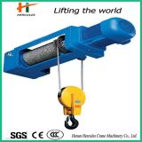 Fem European Standard Wire Rope Electric Hoist