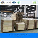 Панель ISO SGS быстрая и легкая Construction75mm PU сандвича