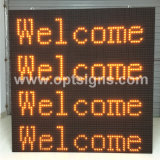 Поляк установило знак Vms сообщения дороги СИД переменный, Gantry установленный знак Vms сообщения дороги СИД переменный