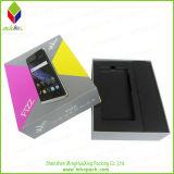 Teléfono móvil de papel caja de la caja de embalaje