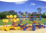 O jogo físico o mais atrasado dos jogos de Rubik do tamanho médio de Kaiqi (KQ60149A)