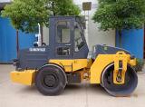 Фабрика ролика дороги барабанчика колеса 6 тонн ролик стального одиночного Vibratory (YZ6C)