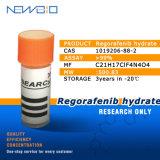 小さい分子API Regorafenibの水和物(CAS No.: 1019206-88-2)