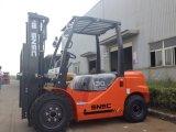 Caminhão Diesel hidráulico do tirante da forquilha de Fd30 Fd40 a Mauritânia