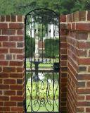 Disegni del cancello del ferro saldato dell'arco del giardino