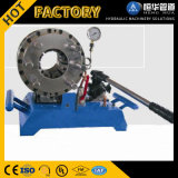 الصين جيّدة نوعية [بورتبل] يشكّل آلة يدويّة خرطوم [كريمبينغ] آلة