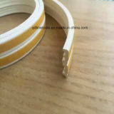 Tiras de tempo do perfil da extrusão da borracha de silicone