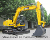 Novo Desempenho Baoding Bd80-8 Escavadeira Hidráulica de Rastos para Venda