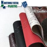 O couro sintético impresso do PVC para o saco das meninas da bagagem das meninas calç etc.