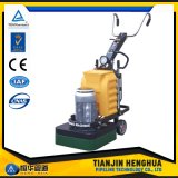 Máquina de polir de moagem quadrada molhada e seca de alto desempenho para betão tem ferramenta de quatro cabeças