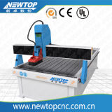 Gravura recentemente desenvolvida do CNC que mmói Machine1224, máquina do router do CNC