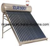 Sin presión calentador de agua solar Bg 180L4