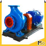 Pompe horizontale centrifuge industrielle électrique d'eau propre