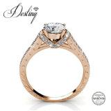 Het Kristal van de Juwelen van het lot van de Briljante Ring van de Vooravond Swarovski