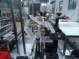 High Of speed Of vest Of rolling Of bag Of making Of machine (Double Of lines)