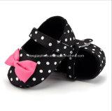 Ботинки 05 малыша младенца мягкие нижние крытые