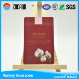Berufsunbelegte Identifikation-Chipkarte hersteller-Plastik-Belüftung-Cr82