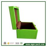 Выдвиженческая подгонянная коробка хранения конструкции деревянная