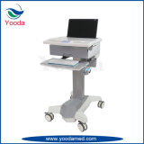 Réglage de la hauteur Medical Computer Laptop Cart