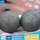 La aleación inferior del cromo de la abrasión forjó las bolas de acero para el molino de la irregularidad