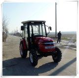 тракторы 4WD 35HP 40HP 45HP с кабиной подогревателя