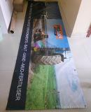 Знамя PVC Vinly нестандартной конструкции напольное прочное рекламируя