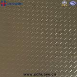Строительные материалы Metal декоративный покрынный Coppper лист контролера нержавеющей стали для проекта
