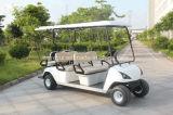 4 автомобиль гольфа Seater колес 6 электрический