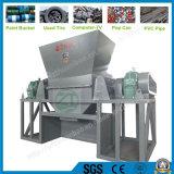 Fábrica do Shredder para o plástico/madeira/pneu/sucata/o desperdício contínuo/colchão municipal/tela Waste