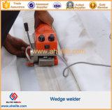 Soldador plástico para o soldador quente da cunha de Geomembrane da venda