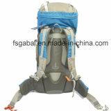 Camper de déplacement de sports en nylon extérieurs professionnels augmentant le sac à dos de sac