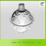 Qualitäts-beständiges Glassalat-Süßigkeit-Filterglocke-Tafelgeschirr Kb-Hn0377